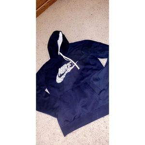 Blue Nike Hoodie!! NEEDS TO BE GONE ASAP!!!